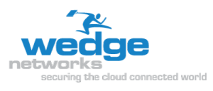 Wedge Networks Logo